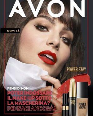 Avon Catalogo Campagna 10 – 1/30 novembre 2020