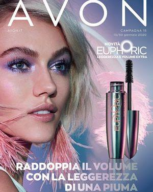 Avon Catalogo Campagna 15/2019 – 10/30 gennaio 2020