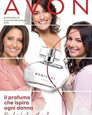 Avon Catalogo Campagna 16/2019 – 31 gennaio/20 febbraio 2020