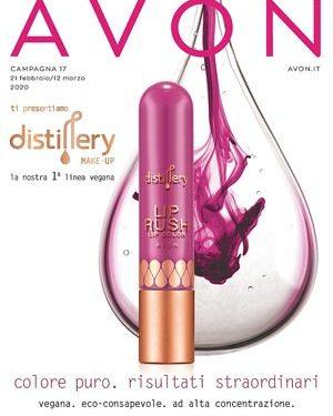 Avon Catalogo Campagna 17/2019 – 21 febbraio/12 marzo 2020