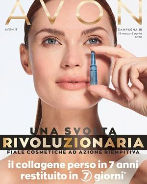 Avon Catalogo Campagna 18/2019 – 13 marzo/2 aprile 2020