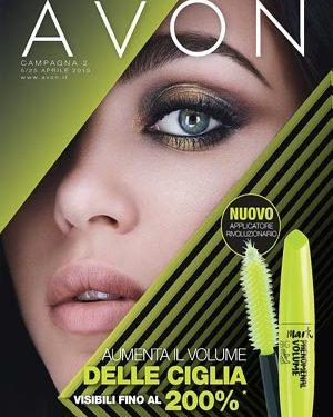 Avon Catalogo Campagna 2/2019 – 5/25 aprile 2019