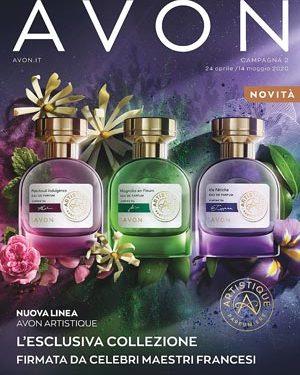 Avon Catalogo Campagna 2/2020 – 24 aprile / 14 maggio 2020