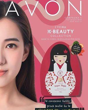 Avon Catalogo Campagna 5/2019 – 7 / 27 giugno 2019