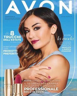 Avon Catalogo Campagna 5/2020 – 10/30 luglio 2020