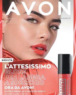 Avon Catalogo Campagna 7/2020