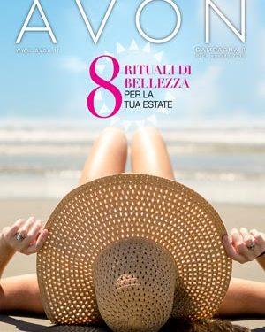 Avon Catalogo Campagna 8/2019 – 9/29 agosto 2019