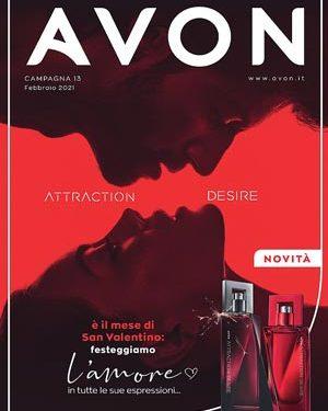 Avon Catalogo Campagna 13 – Febbraio 2021