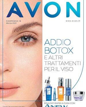 Catalogo Avon Campagna 14 – Marzo 2021