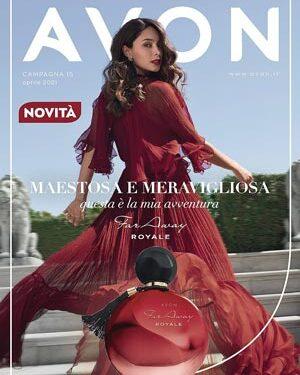 Catalogo Avon Campagna 15 – Aprile 2021