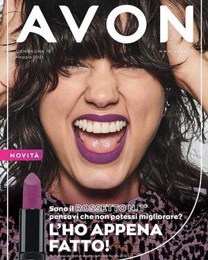 Catalogo Avon Campagna 16 – Maggio 2021