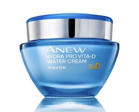 #avonnuovoprodotto Crema all'acqua Hydra Pro Vita-D Anew – Catalogo Avon Giugno 2021