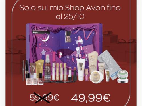 Avon Offerta Mid Season Sales -10€ su 55€